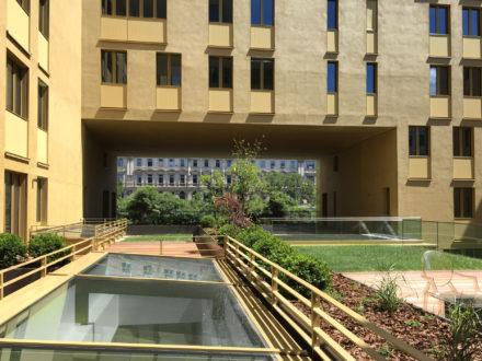 Innerstädtisches Quartier LUX