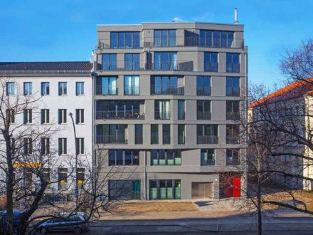 Neubau Senefelder Platz